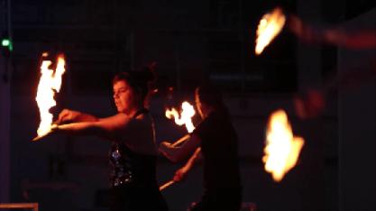 Anna-Lena Feuershow