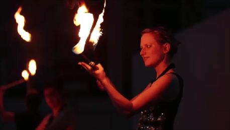Tabea Feuershow