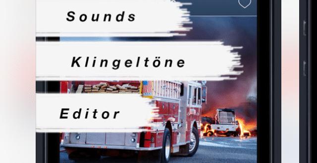 iPiepser die Feuerwehr Melder Spass App