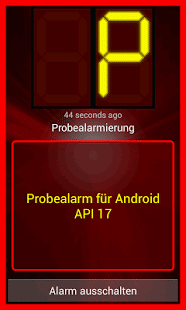 Emergency Notifier – Alarmierungsapp