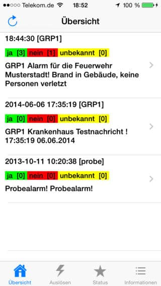Poweralarm – Alarm für iPhone