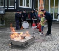 Brandschutzaufklärung