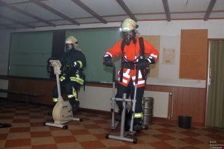 Atemschutzübung-Trupp im Einsatz IV