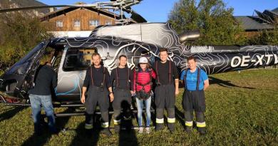 Brandschutz und Ordnerdienst