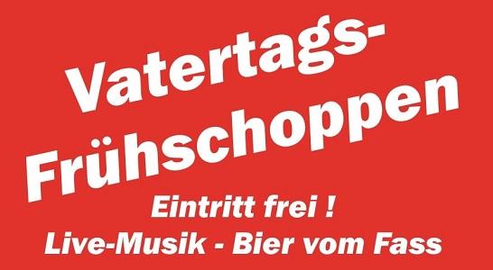 Veranstaltungshinweis: 25.05.2017 – Traditioneller Vatertagsfrühschoppen in Oberbiel
