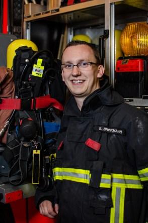 Stefan Brinkmann - Jugendfeuerwehrwart