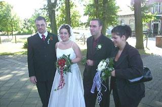 Jetzt gehts zur Brautmesse