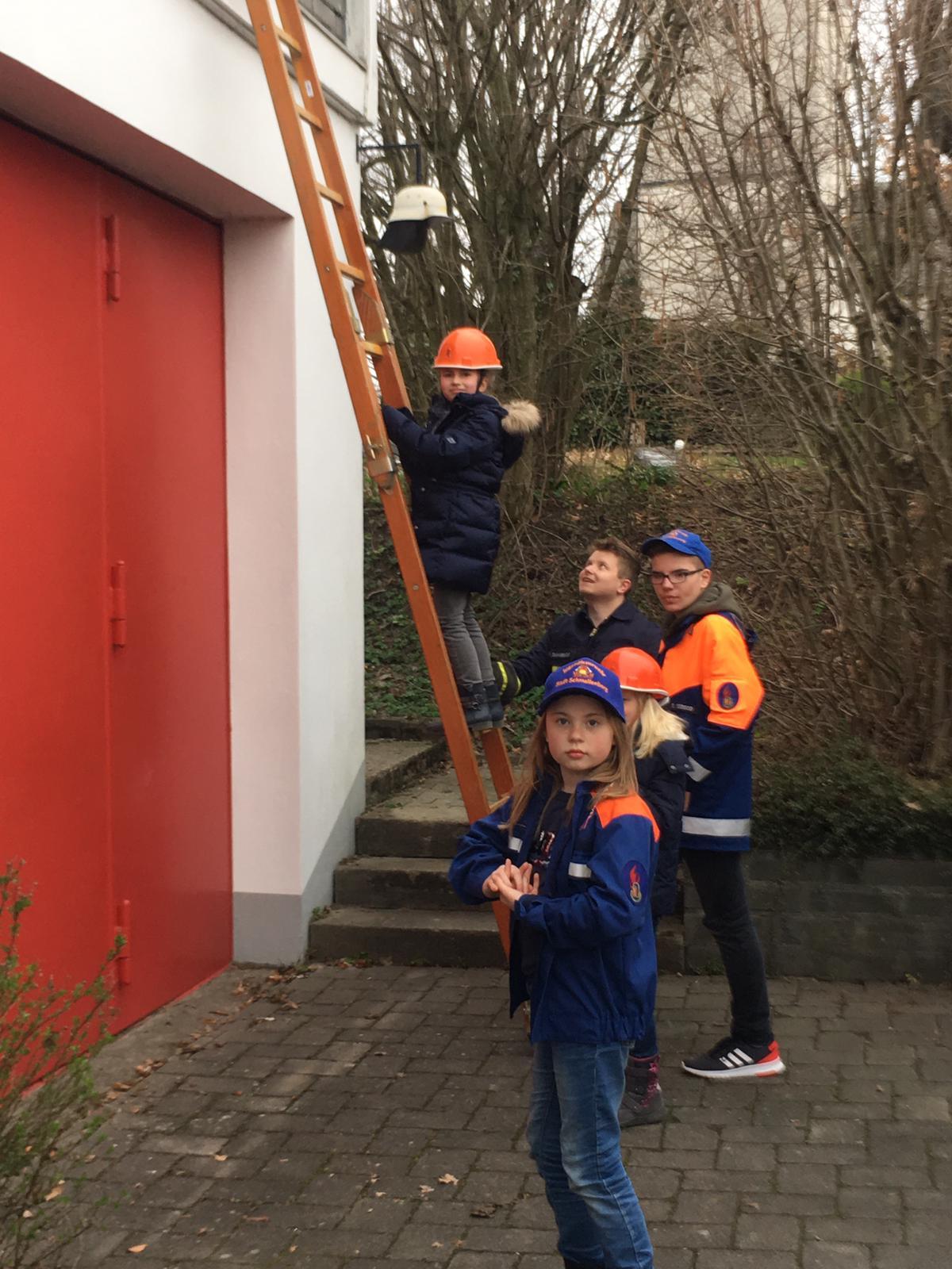 Girls- and Boys Day in Berghausen