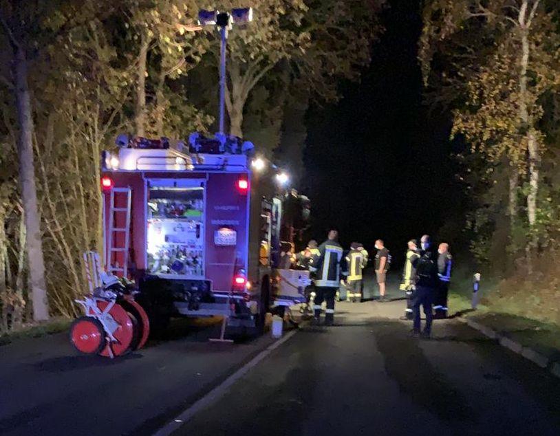 Schwerer Verkehrsunfall in Schmallenberg