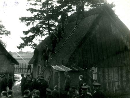 Amtswehrtag 1942 in Hartenholm