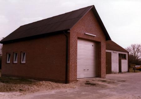 Feuerwehrhaus 1977