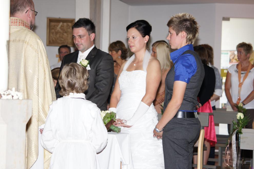 Hochzeit von Nina und Paul