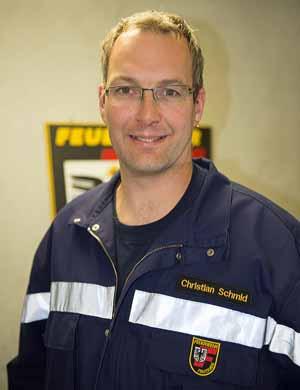Oblt Christian Schmid