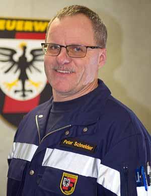 Lt Peter Schneider