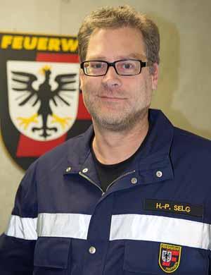 Lt Hanspeter Selg