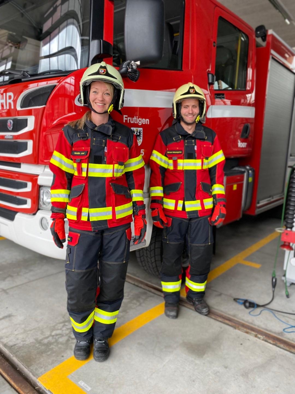 25.06.2021 - neue Brandschutzkleider