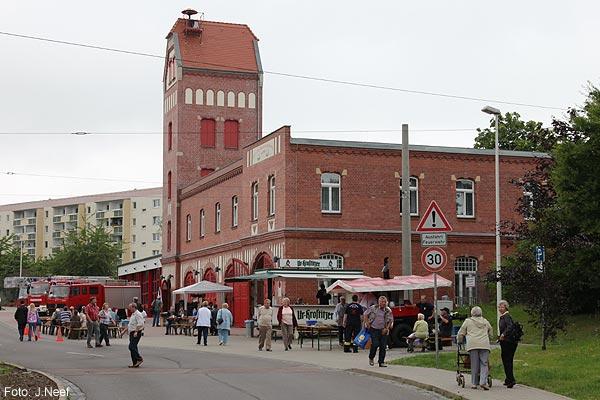 Feuerwehr Leipzig Ereignisse