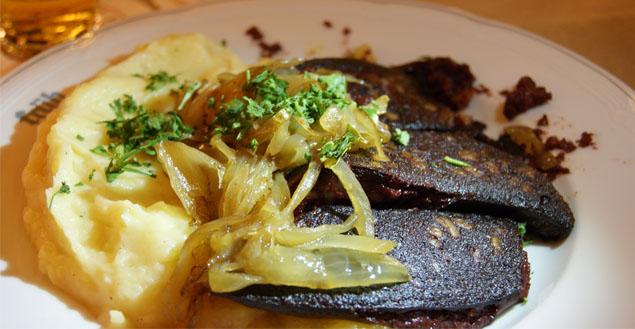 Caranaval de cologne, boudin noir - Feuille de choux