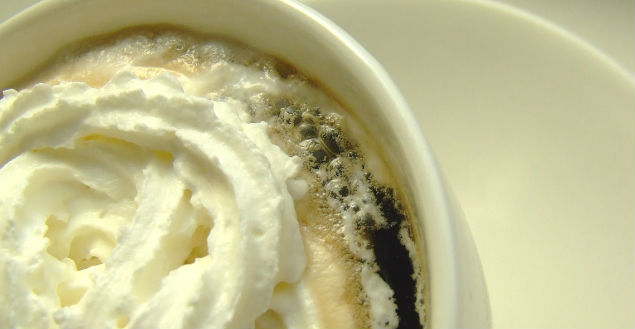 Faire un irish coffee Feuille de choux