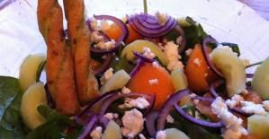 salade-feta-melon-oignon-feuille-de-choux