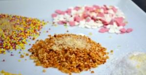 Sucette nutella, banane et noisettes - Feuille de choux