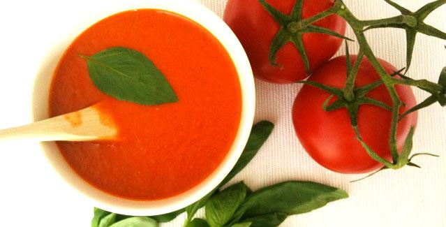 Coulis de tomates _ Feuille de choux