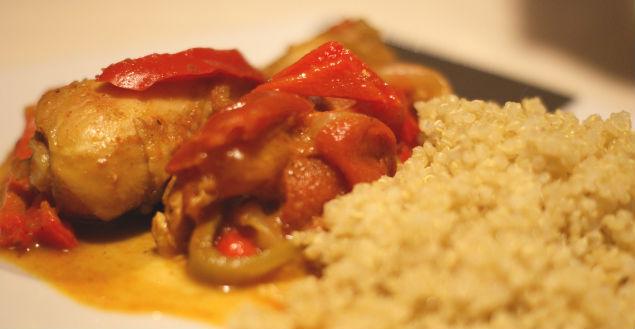 poulet-basquaise-rapide-recette-feuille-de-choux
