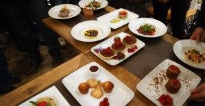 Les plats concoctés par les blogueuses - Feuille de choux