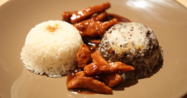 Recette du porc au caramel - Feuille de choux