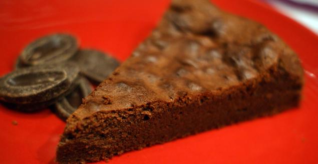 Le gateau au chocolat de Trish Deseine! Feuille de choux