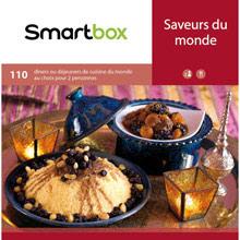 Smartbox saveurs du monde à gagner sur Food Evasion! Feuille de choux