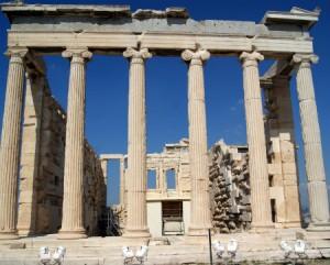 Acropole athènes grece - Feuille de choux