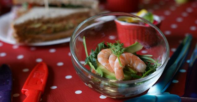 Pique-nique: faites une salade estivale! Feuille de choux