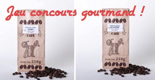 Concours café gourmand - Feuille de choux