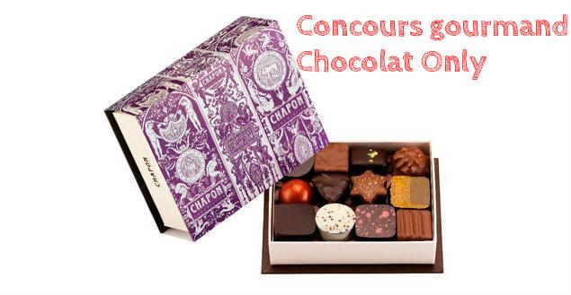 Coffret Chocolat only - Feuille de choux