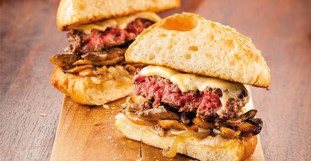 Burger campagne le camion qui fume food truck