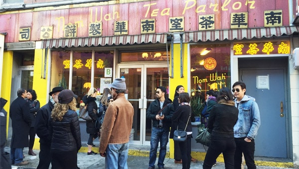 Restaurant dim sum china town new york