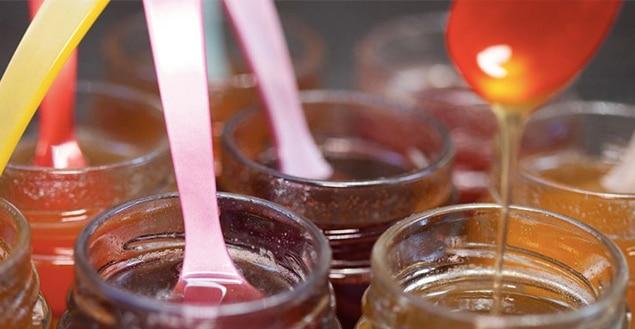 miel feuille de choux