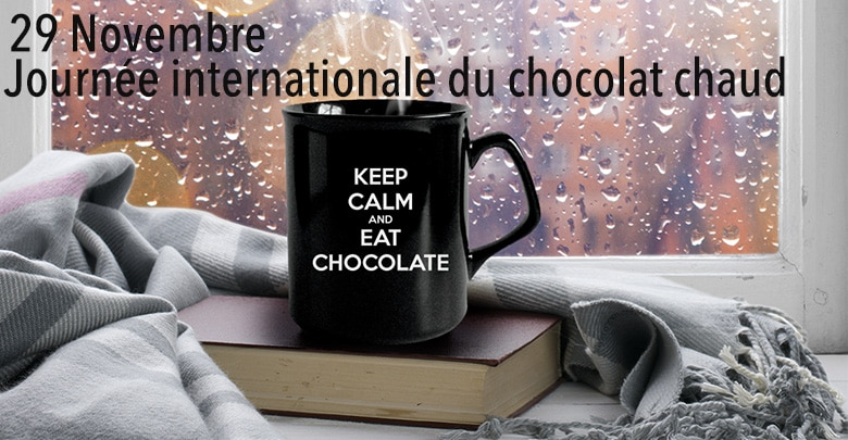 1ère journée internationale du chocolat chaud