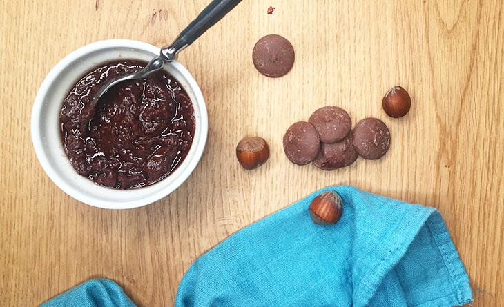 pate a tartiner au chocolat masion la meilleure- Feuille de choux