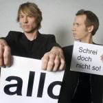 Feuilletonscout empfiehlt ... OHNE ROLF - Erlesene Komik. Kabarett aus der Schweiz