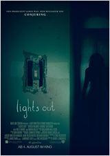 """Neu im Kino: Horrorschocker """"Lights out"""""""