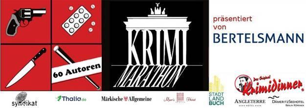 Krimimarathon Berlin-Brandenburg