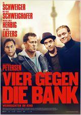 """Neu im Kino: """"Vier gegen die Bank"""""""