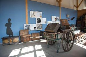 Koffergeschichten Jubiläumsausstellung BallinStadt