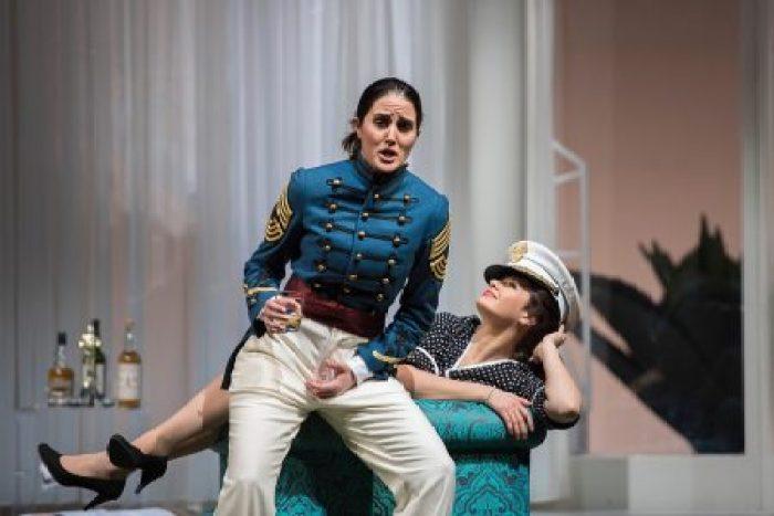 Le nozze di Figaro – Shahar Lavi und Laura Nicorescu © Anna-Maria Löffelberger
