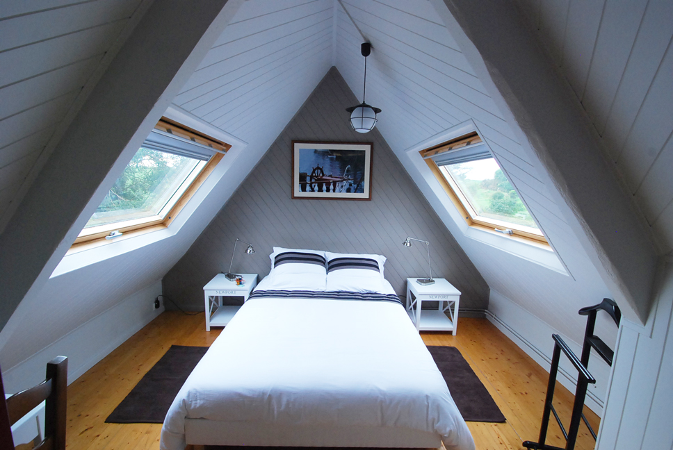 Chambre Ile Lout  Villa Feunteun Speur