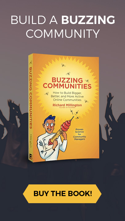 Build a buzzing community