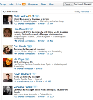 LinkedInContacts