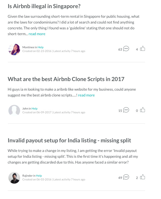 A Detailed Breakdown of Airbnb's Online Community | FeverBee
